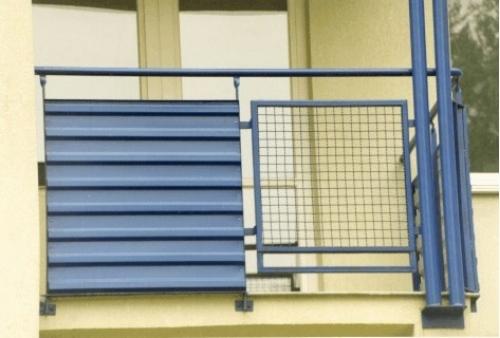 Jaką częścią nieruchomości jest balkon?