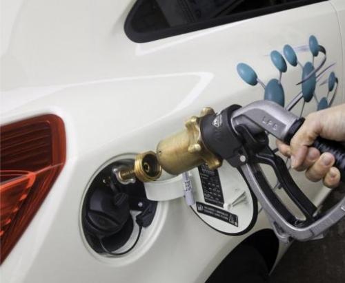Sporne parkowanie samochodów z LPG