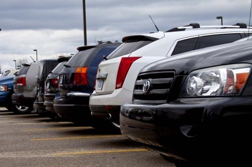 Osiedlowe parkowanie